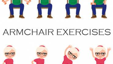 Exercise Classes – a big hit!
