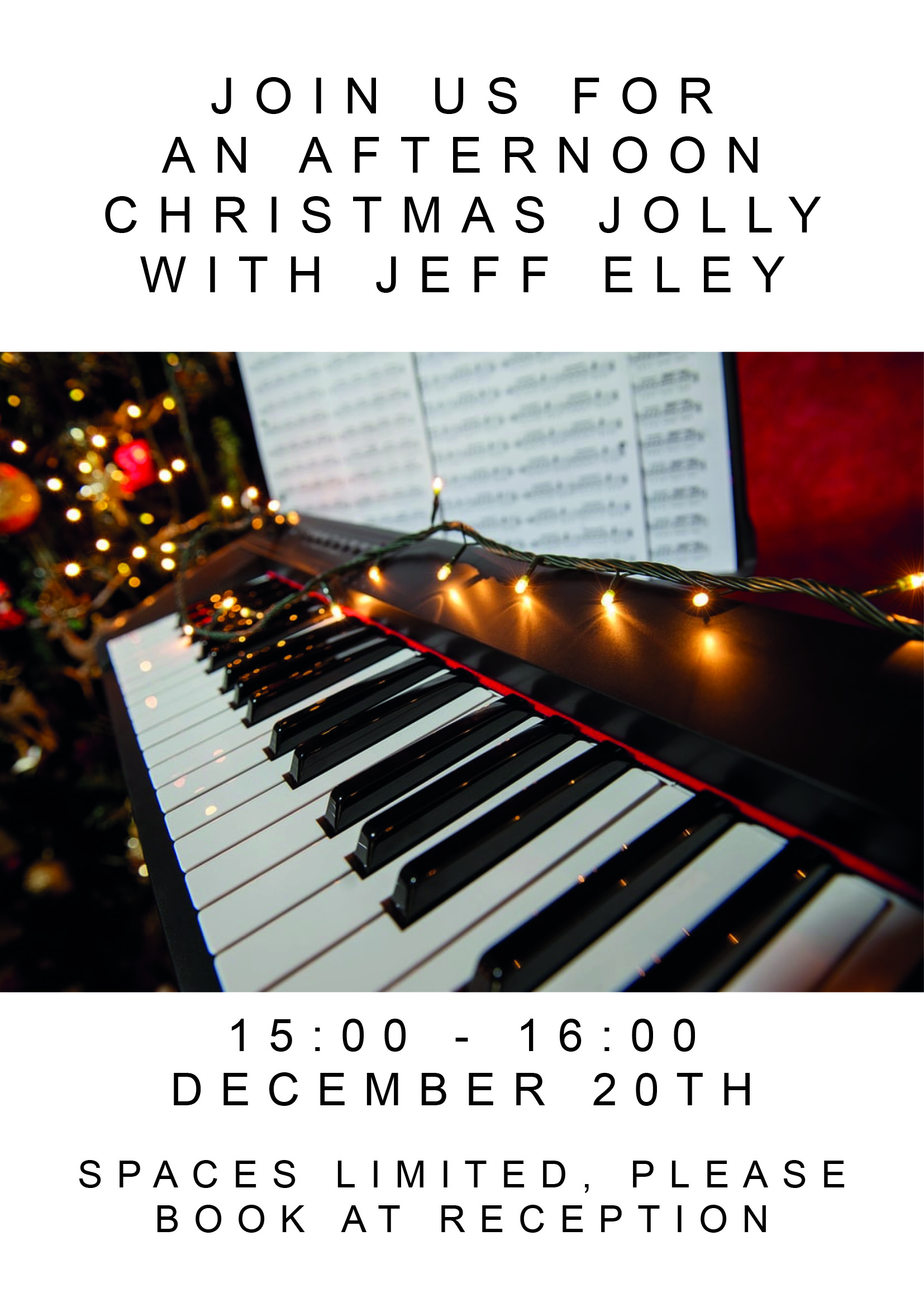 JEFF ELEY CHRISTMAS